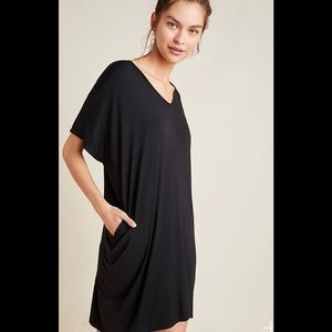 Anthropologie tee dress